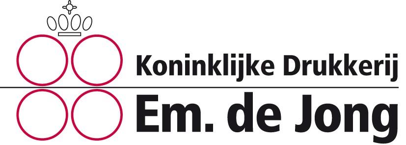 EM de Jong logo